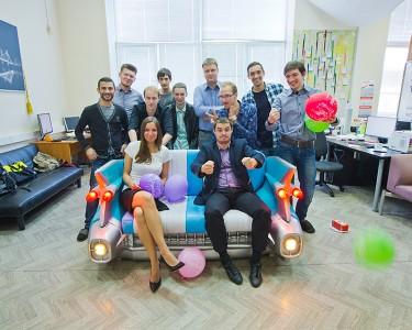 Офис в Москве 2016