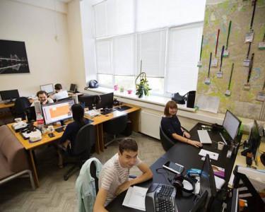 Офис в Москве 2014